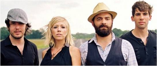 Drew Holcomb and