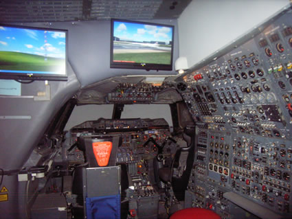 Concorde Flight Simulator